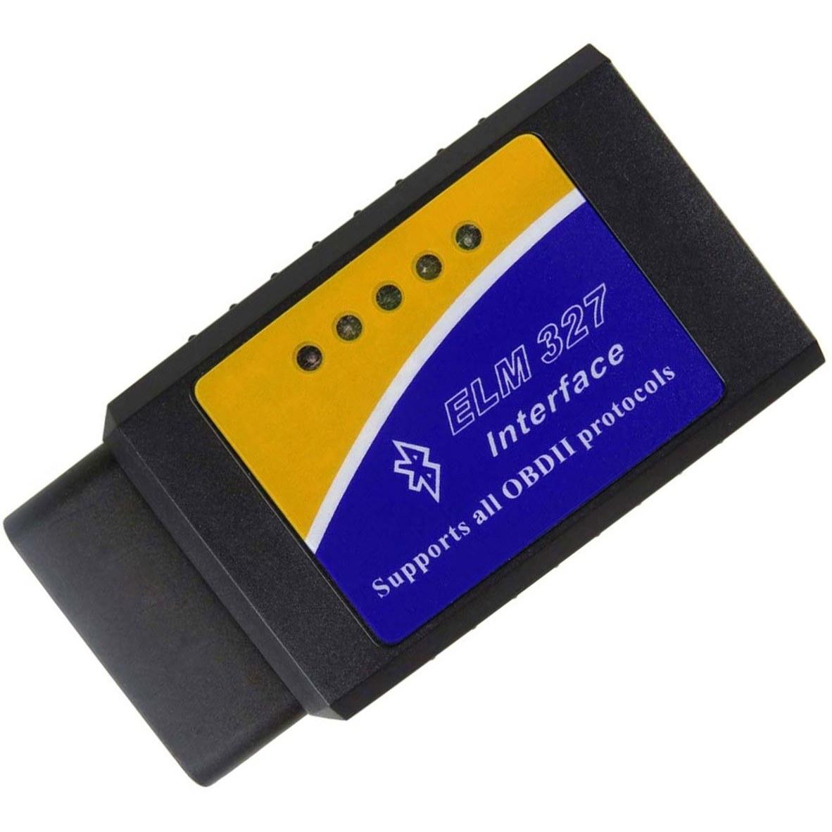 دستگاه دیاگ خودرو وایرلس OBDII ELM327 Bluetooth