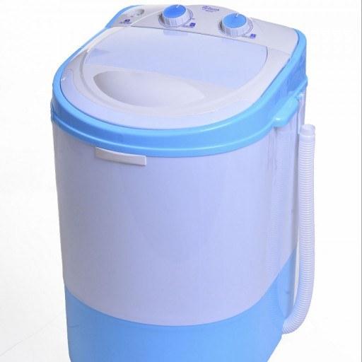 تصویر ماشین لباسشویی«مینی واش» bw35 ظرفیت شستشو 3.5 کیلوگرم.دارای سبد آبگیری.استفاده از تکنولوژی نانو سیلور.دوسال گارانتی
