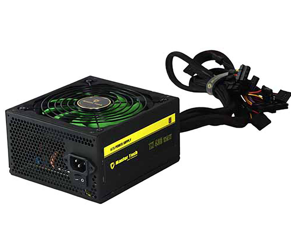تصویر منبع تغذیه(پاور)کامپیوتر مستر تک مدل TX430W