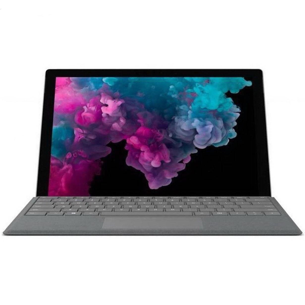 عکس تبلت مایکروسافت مدل Surface Pro 6 - DD به همراه کیبورد Signature  تبلت-مایکروسافت-مدل-surface-pro-6-dd-به-همراه-کیبورد-signature