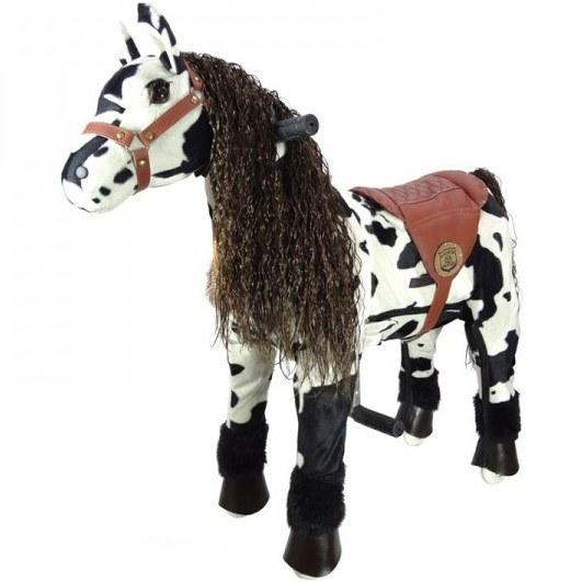 اسب رکابدار فربد چموش مدل 1363 |