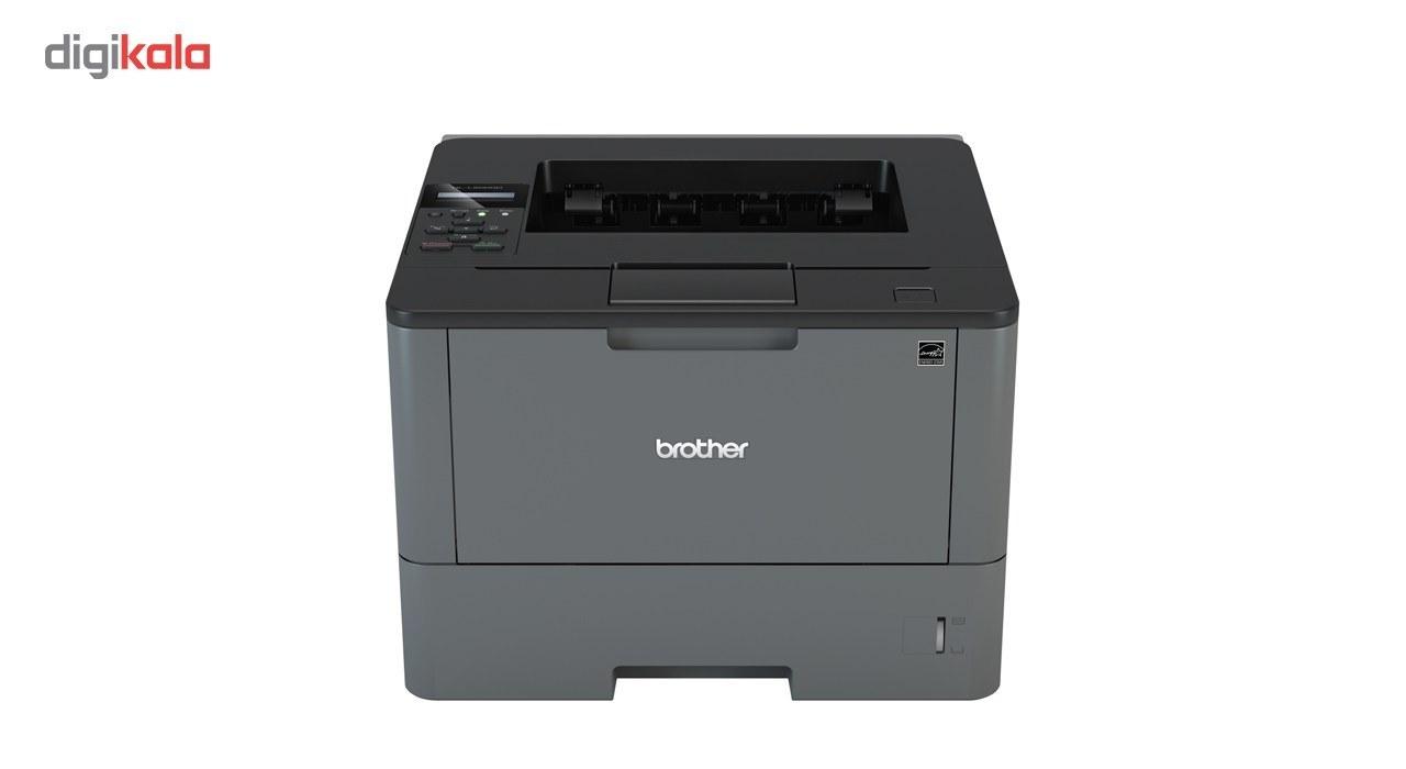 تصویر پرینتر لیزری برادر مدل HL-L5000D ا Brother HL-L5000D Laser Printer Brother HL-L5000D Laser Printer