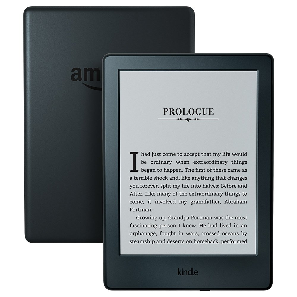 عکس کتابخوان آمازون کيندل نسل هشتم - ظرفيت 4 گيگابايت Amazon Kindle 8th Generation E-reader - 4GB کتاب-خوان-امازون-کیندل-نسل-هشتم-ظرفیت-4-گیگابایت