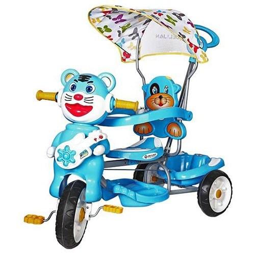 سهچرخه دلیجان مدل Tiger | Delijan Tiger Tricycle