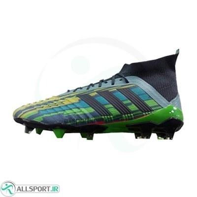 کفش فوتبال آدیداس پردیتور طرح اصلی Adidas Predator 2018