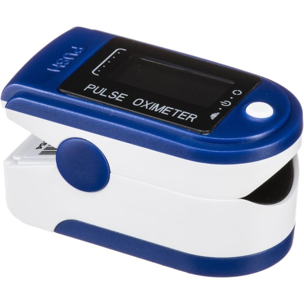 تصویر دستگاه پالس اکسیمتر Fingertip Pulse Oximeter