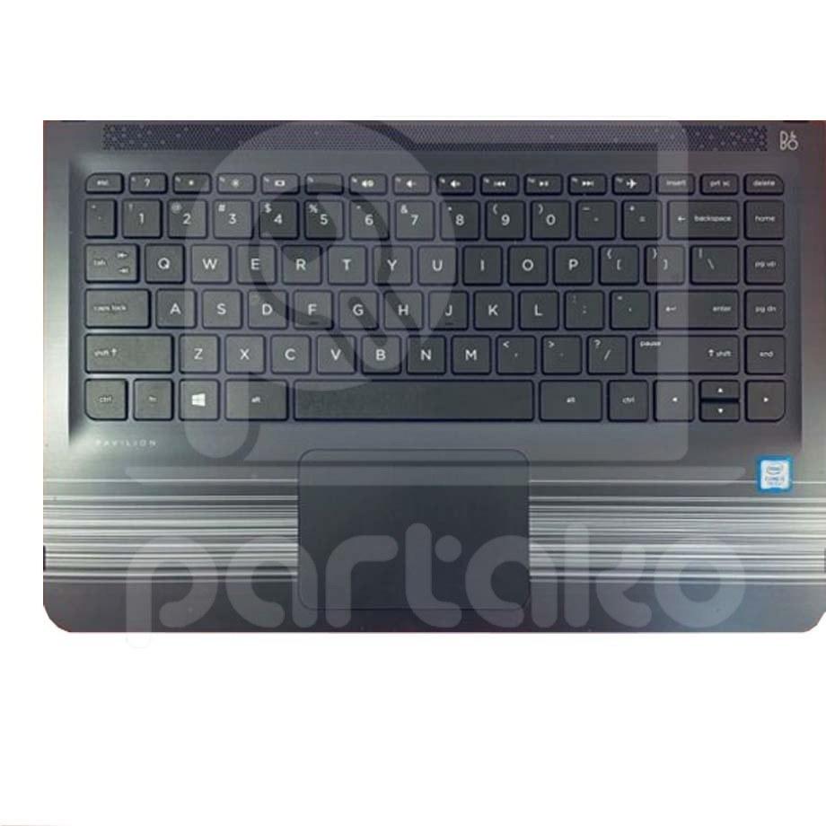 تصویر قاب و کیبورد لپ تاپ اچ پی Hp Pavilion X360 M3-u