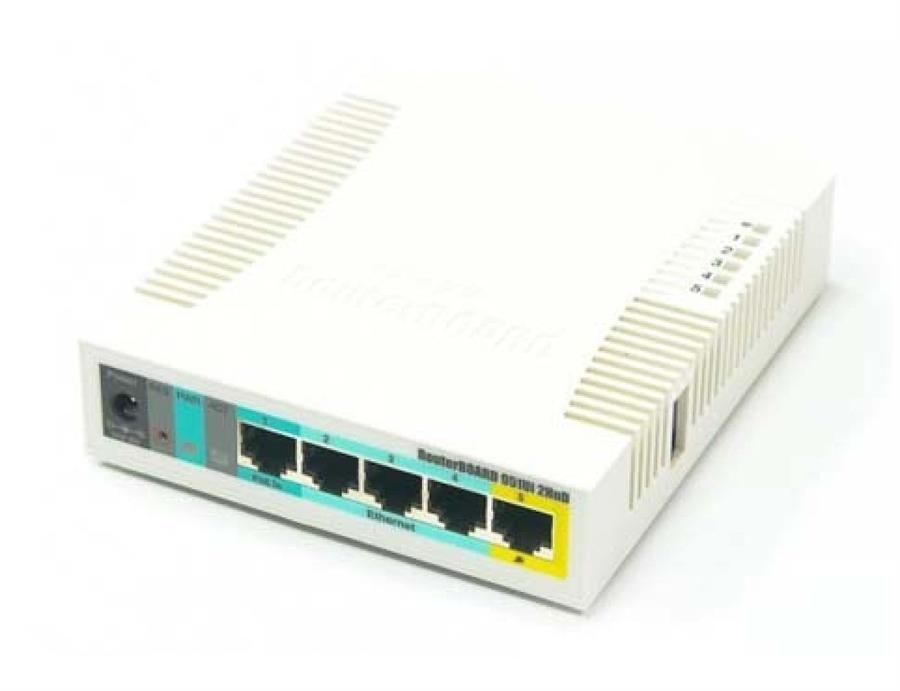 تصویر MIKROTIK RB951Ui-2HnD N150 Wireles Router روتر بی سیم میکروتیک مدل RB951Ui2HnD