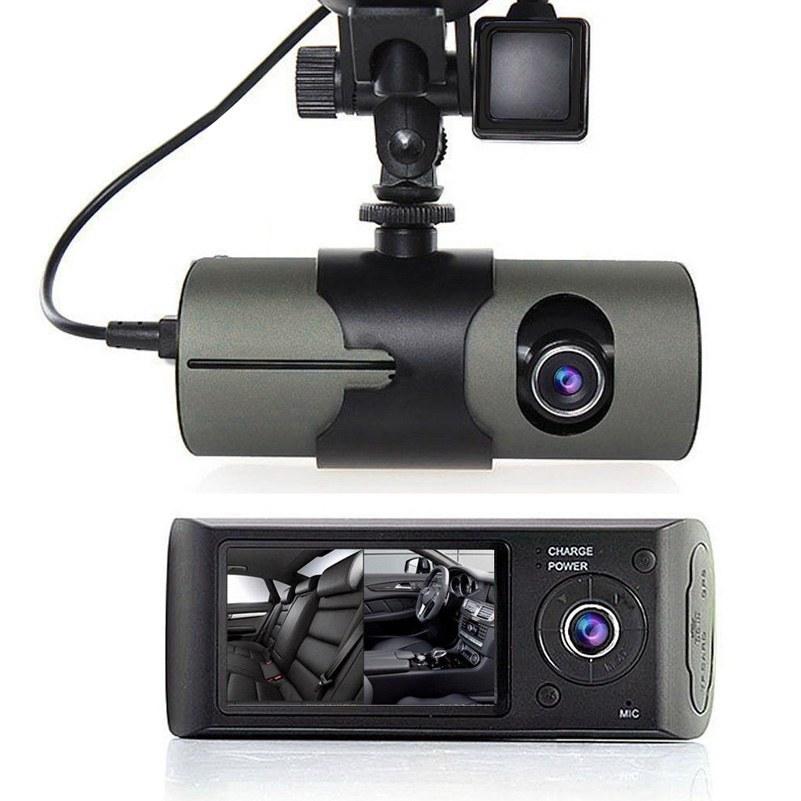 دوربین خودرو دو دوربین  HD (کد ۴۱۰)