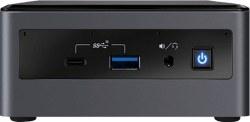 مینی پی سی INTEL مدل NUC KIT  i3 10110U-8GB-256GB SSD