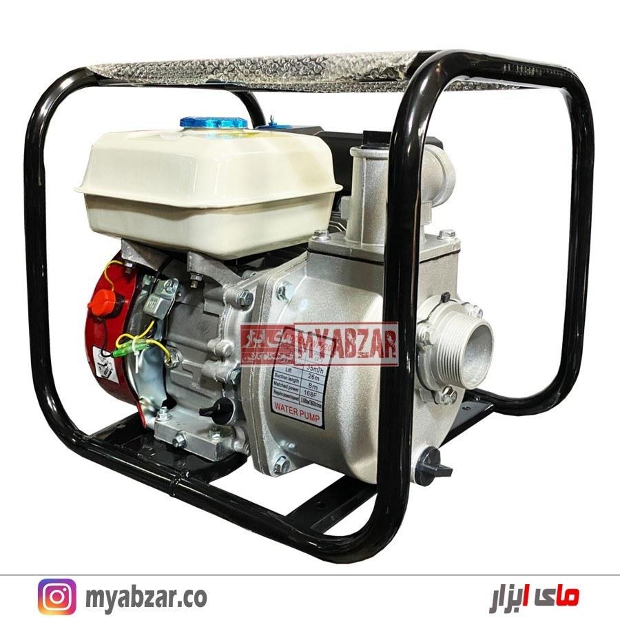 تصویر پمپ آب بنزینی طرح هوندا 3 اینچ مدل WP-30