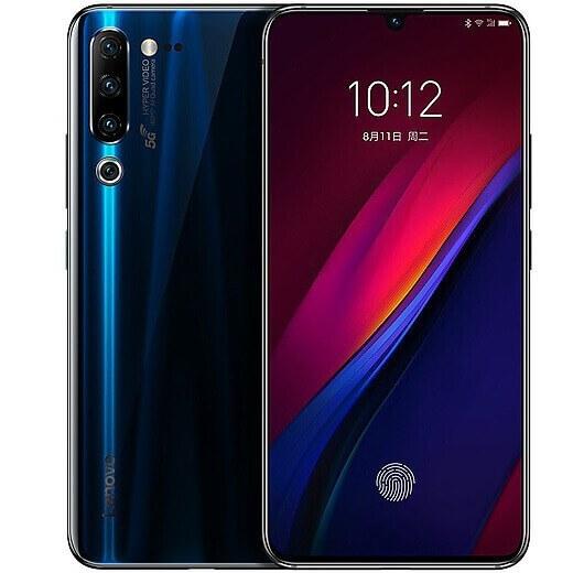 گوشی لنوو Z6 Pro | ظرفیت 256 گیگابایت
