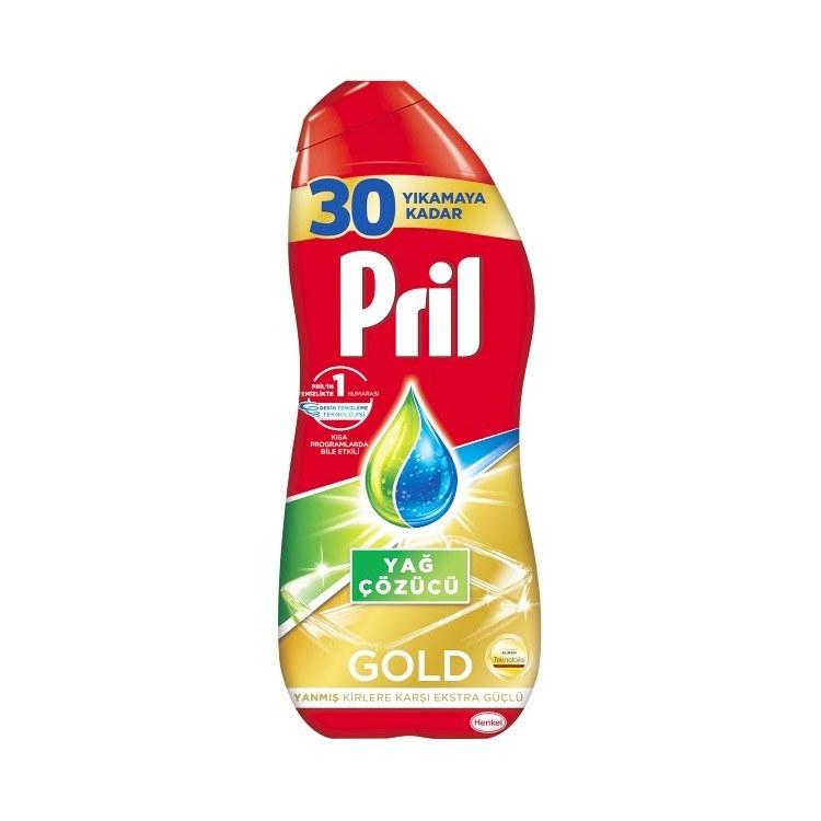 تصویر ژل ماشین ظرفشویی پریل Pril اصل ترکیه حجم 540 میلی لیتر ا Pril dishwasher gel, volume 540 ml Pril dishwasher gel, volume 540 ml