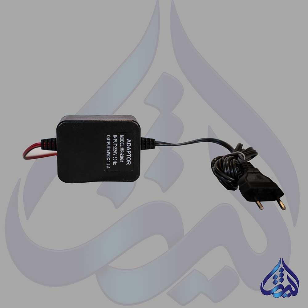 تصویر ترانس یا آداپتور دستگاه تصفیه آب خانگی