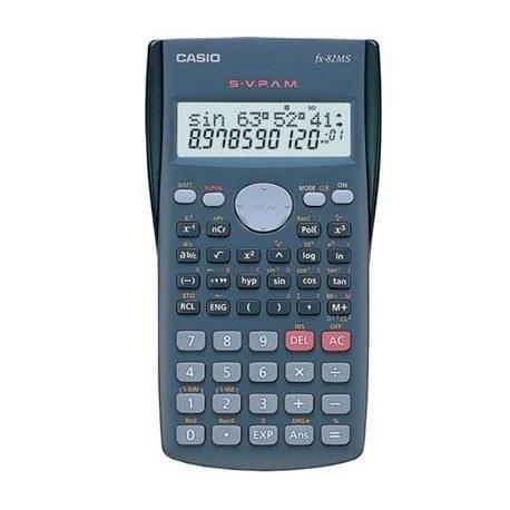 ماشین حساب FX-82MS کاسیو