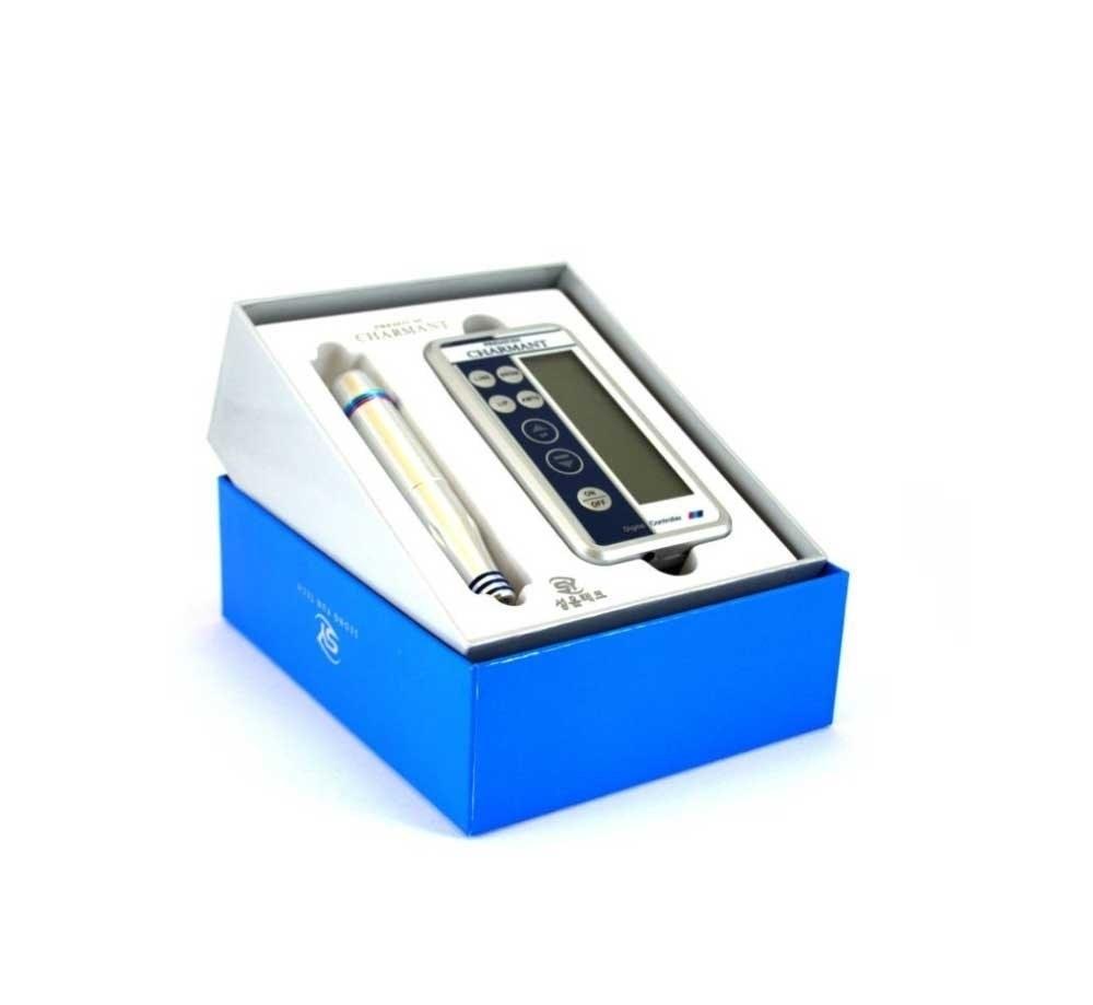 تصویر دستگاه میکروپیگمنتیشن پیچی charment