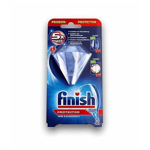 تصویر الماس خش گیر ظروف فینیش (Finish) مدل ۵X