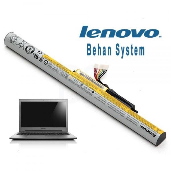 تصویر باتری لپ تاپ لنوو IdeaPad مدل Z410 اورجینال LENOVO - ظرفیت 3350mAh