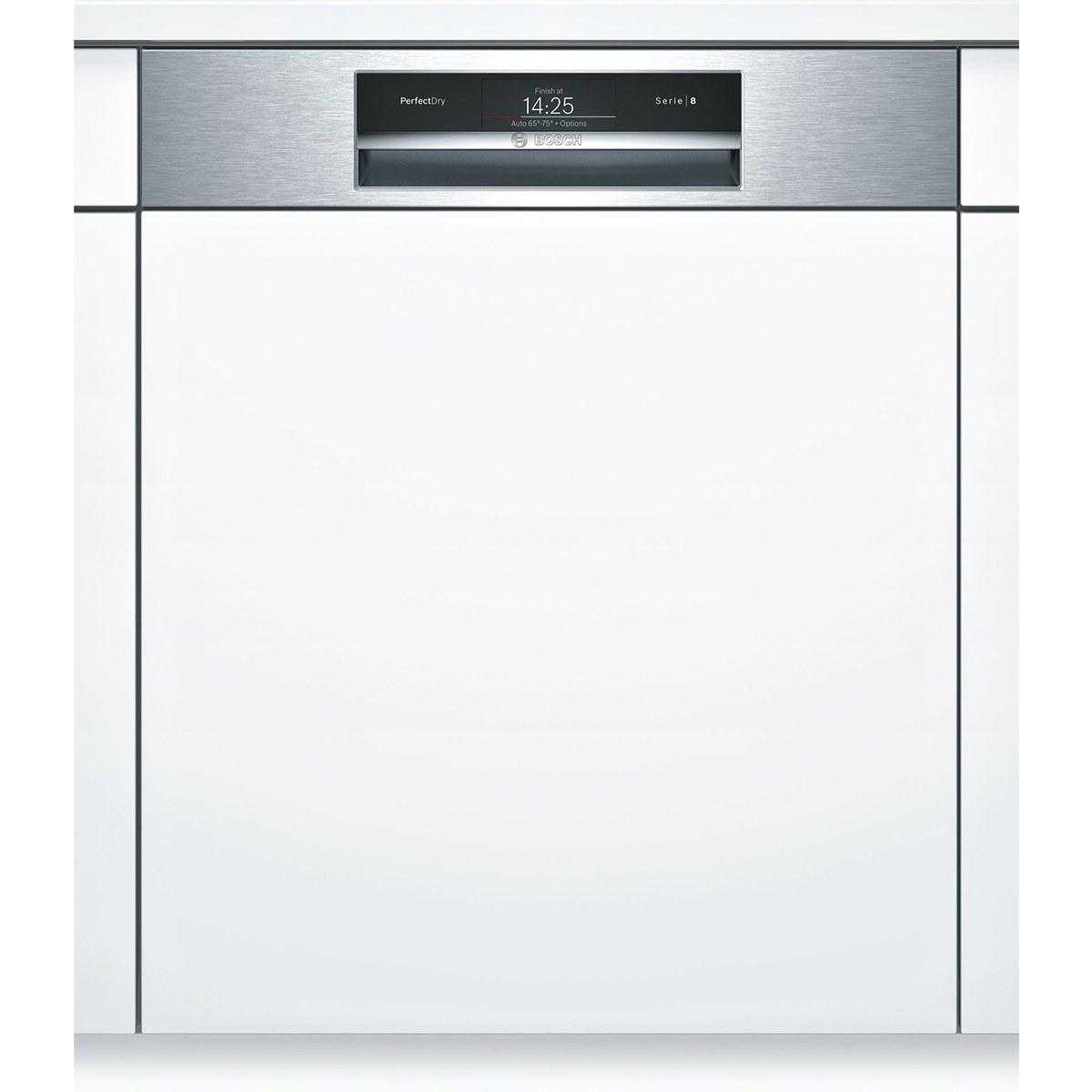 main images ماشین ظرفشویی بوش مدل SMI88TS02B ظرفیت 14 نفره Bosch SMI88TS02B Dishwasher