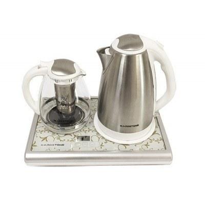تصویر چای ساز مدل TR2714W - هاردستون Hardstone TR2714W Tea Maker