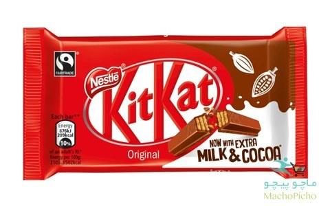 شکلات کیت کت KIT KAT