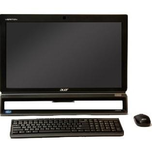 تصویر کامپیوتر آماده ایسر با پردازنده i5 و بدون صفحه نمایش لمسی کامپیوتر آماده AIO ایسر Veriton-Z4620G-Core-i5-4GB-500GB-1GB