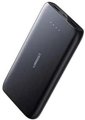 تصویر پاور بانک مدل 20000mAh - دارای USB C و قابل استفاده برای گوشی های اپل و سامسونگ گلکسی UGREEN Power Bank 20000mAh USB C Portable Charger 18W Power Delivery Charging, Quick Charge 3.0 External Battery Pack Compatible for iPhone 12 Pro SE 11 Pro Max XS XR, iPad Pro, Samsung Galaxy Note20