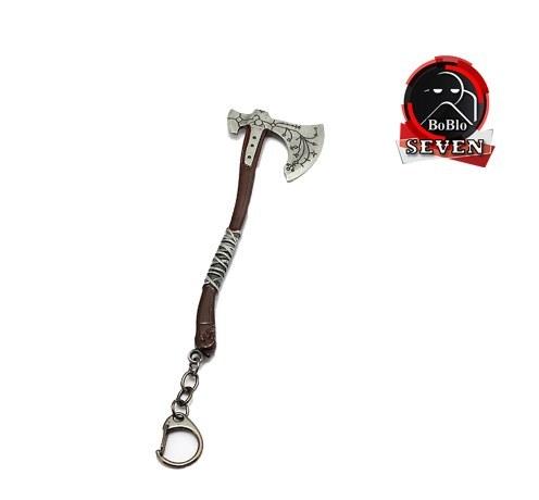 جاکلیدی تبر کریتوسKeychain AXE Kratos(10CM)