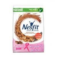 تصویر کورن فلکس رژیمی با طعم شکلات نسفیت نستله 400 گرم Nestle Nesfit