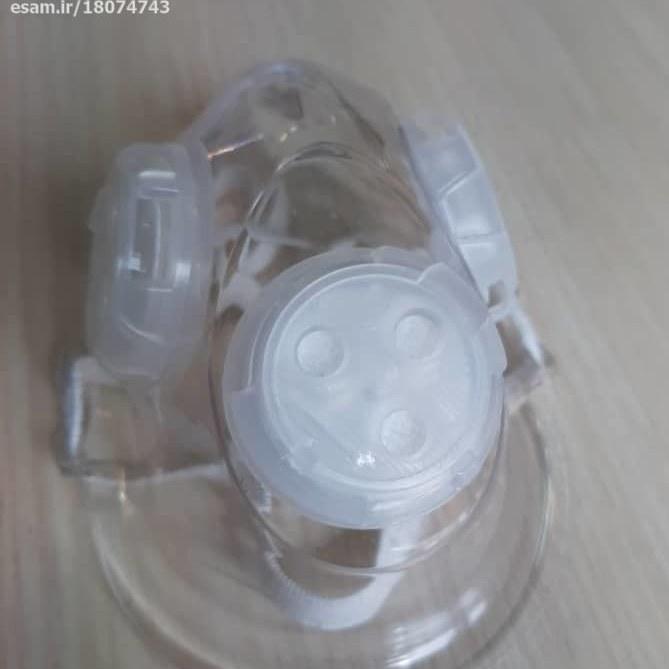 ماسک تنفسی PVC مدیکال گرید N100
