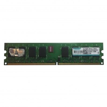 تصویر رم کامپیوتر کینگ مکس Kingmax DDR2 1066MHz ظرفیت 2 گیگابایت