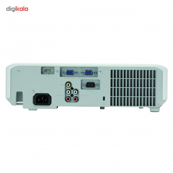 img دیتا ویدیو پروژکتور هیتاچی مدل CP EX401 Hitachi CP EX401 Data Video Projector