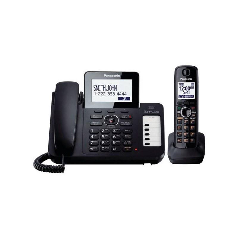 تصویر تلفن بی سیم پاناسونیک مدل تی جی 6671 Panasonic Digital Cordless Phone - KX-TG6671