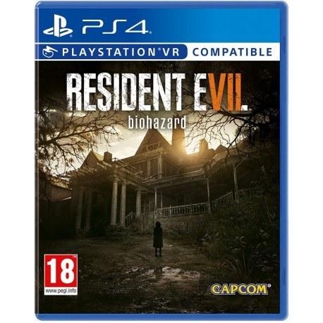 تصویر بازی Resident Evil 7 Biohazard مناسب برای پلی استیشن 4 ریجن 2 Resident Evil 7 Biohazard game ps4 r2