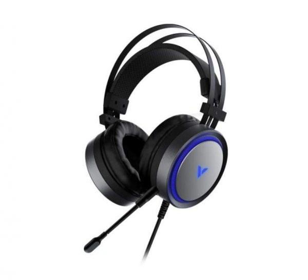 تصویر هدست  مخصوص بازی 7.1 کانال مجازی Rapoo مدل VH530 Headset Gaming 7.1 Channel Virtual Rapoo VH530