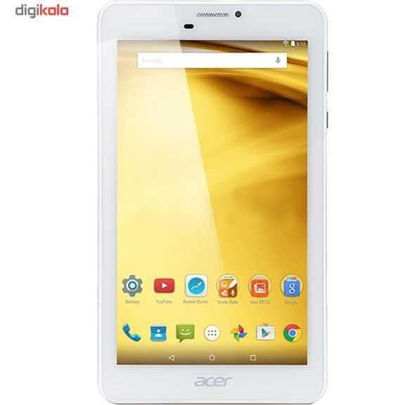 img تبلت ايسر مدل Iconia Talk 7 B1-723 دو سيم کارت ظرفيت 16 گيگابايت Acer Iconia Talk 7 B1-723 Dual SIM 16GB Tablet