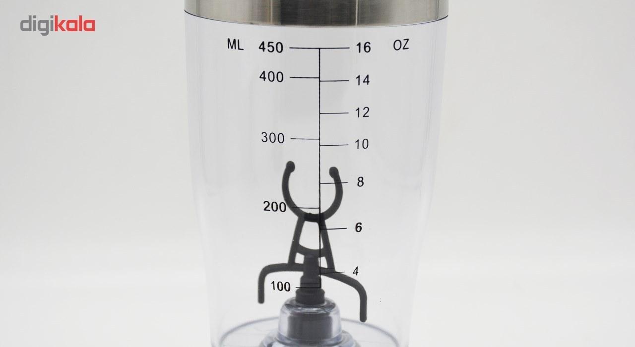 img مخلوط کن شارژی و قابل حمل مدل QL-602 Juice Blender cup Portable & Rechargeable Battry QL-602