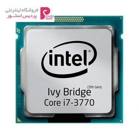 پردازنده مرکزی اینتل سری Ivy Bridge مدل Core i7-3770