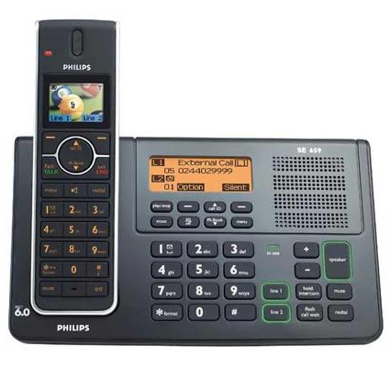 تلفن بی سیم Philips SE6591