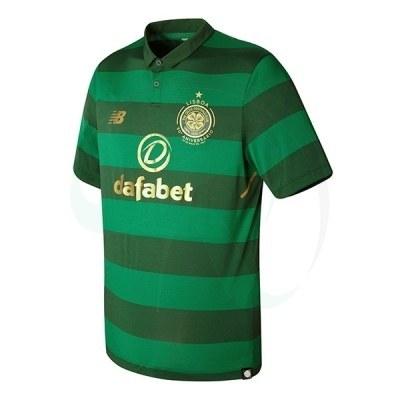 پیراهن دوم سلتیک Celtic Fc 2017-18 Away Soccer Jersey