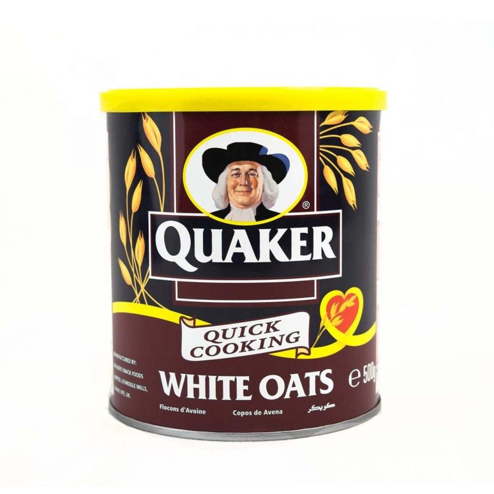 تصویر جو پرک ( اوت میل ) ۵۰۰ گرم کواکر – quaker