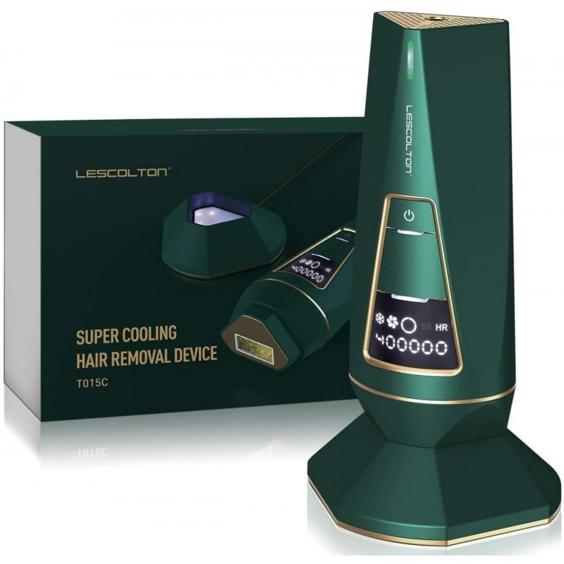 تصویر لیزر موهای زائد لسکلتون مدل T015C lescolton T015C hair removal laser