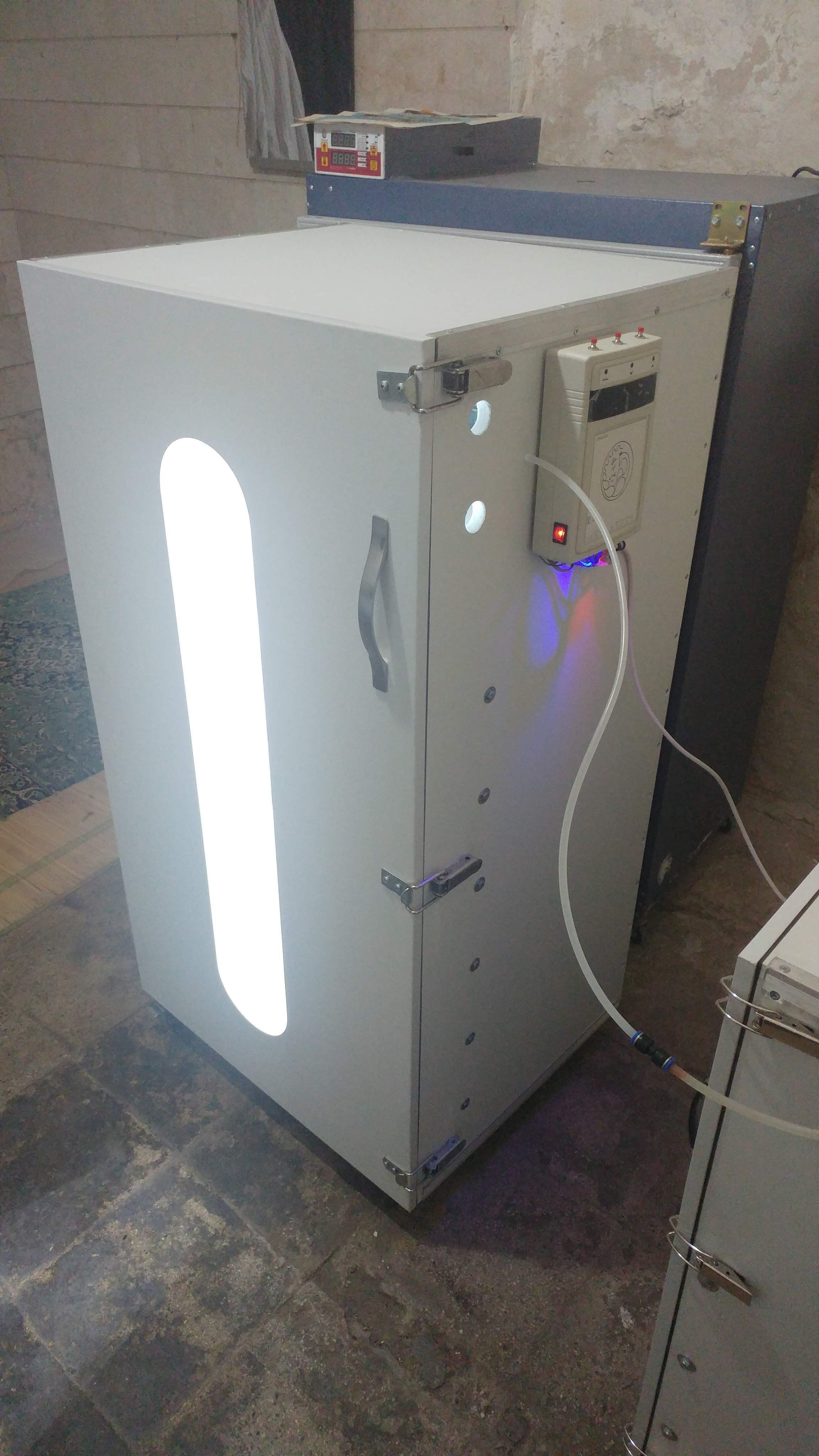 تصویر دستگاه جوجهکشی ۱۰۰۸تایی مدل R1008