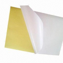 کاغذ پشت چسب دار A4