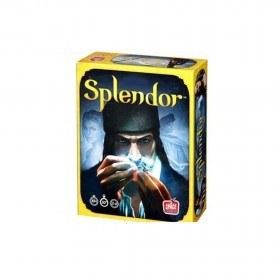 تصویر بازی فکری اسپلندور splendor مدل dragon