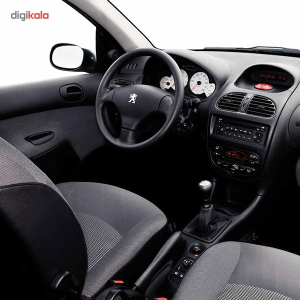 عکس خودرو پژو 206 اسدي وي 8 دنده اي سال 1396 Peugeot 206 SD V8 1396 MT خودرو-پژو-206-اس-دی-وی-8-دنده-ای-سال-1396 22