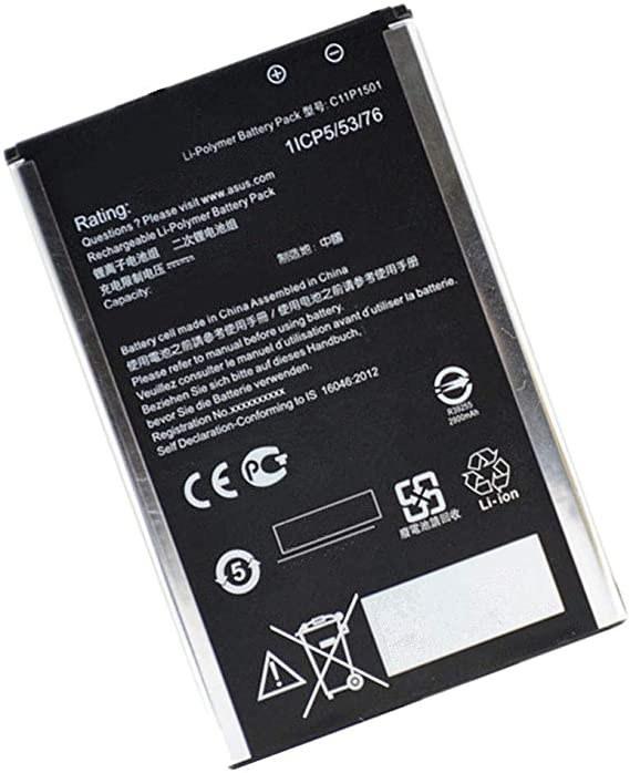 تصویر باطری اصلی ایسوس زنفون Asus Zenfone 2 Laser ZE551KL Asus Zenfone 2 Mobile Phone Battery