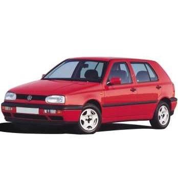 خودرو فولکس واگن Golf دنده ای سال 1992 | VW Hatchback Golf 1992 MT