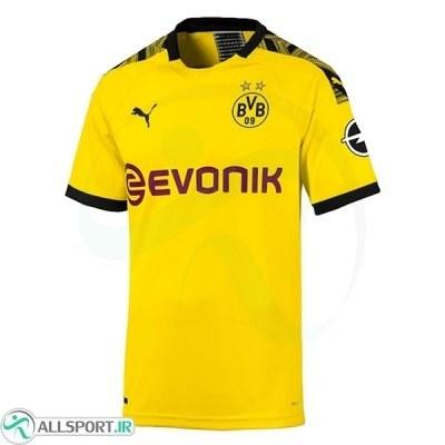 پیراهن اول دورتموندBorussia Dortmund 2019-20 Home Soccer Jersey