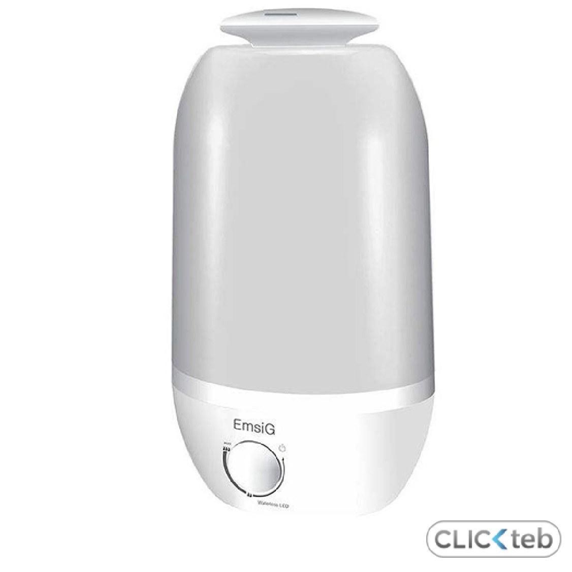 تصویر دستگاه بخور سرد اولتراسونیک امسیگ مدل US422 Emsig Ultrasonic Air Cool Humidifier US422
